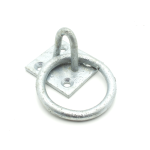 "2"" Manger Ring On Plate 