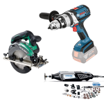 Power Tools & Compressors