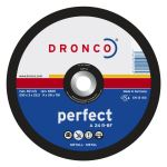Dronco 230MM x 3MM x 22.23MM Metal Cutting disc | 9"