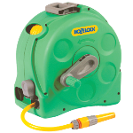 Hozelock | 2 In 1 Compact Reel With 25M Hose | 2415