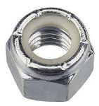 Imperial UNC Nyloc Nut | Zinc Plated | NE Grade A