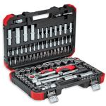 "1/2"" - 1/4"" Socket Set (94 Pieces) 