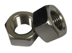 Imperial Hexagon UNF Full Nut | Stainless Steel A2-70 | B18.2.2
