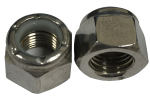 Imperial Hexagon UNF Nyloc Nut | Stainless Steel A2-70 | B16.6.3