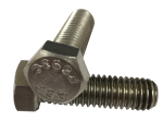 UNC Imperial | Hex Head Set Screw | Stainless Steel A2-70 | B18.6.3
