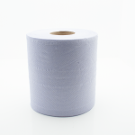 Blue Paper Roll 2 Ply