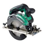Hikoki | C18BAL/W4 | 18V | 165MM Brushless Circular Saw | Bare Unit