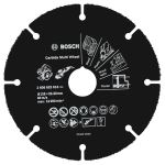 Bosch Carbide Multi Wheel | Multi Material | 115MM x 22.23MM