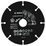 Bosch | Pro Carbide Multi Wheel | 125MM x 22.23MM | 2608623013