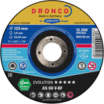 Dronco 115MM x 1MM x 22.23MM Thin Cutting Disc | 4.1/2"
