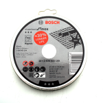 Bosch Cutting Discs | 10 pack | Standard for Inox | 115MM x 22.23MM