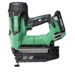 18V 16Gauge Bushless Straight Finish Nailer | Hikoki | NT1865DBSL/W4 | Bare Unit