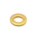 Form A Washer | Brass | Nickle Plated